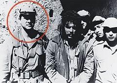 Imagem Che capturado