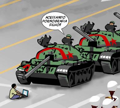Censura Chinesa