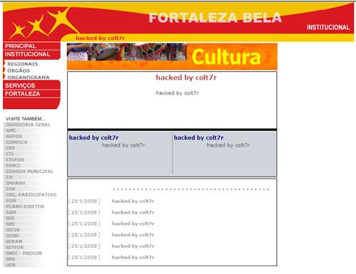 Fortaleza Hackeao