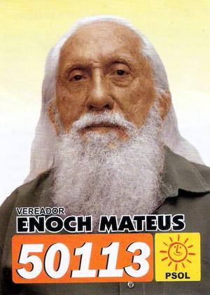 Papai Noel - Enoch Mateus
