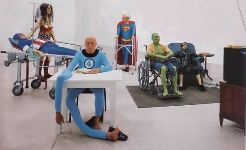 Asilo Super-Heróis