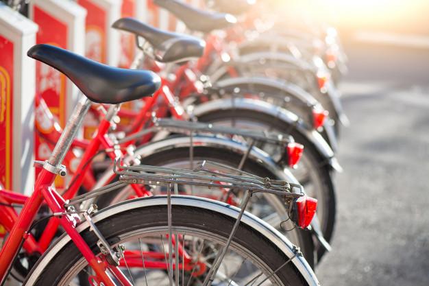 bicicletas compartilhadas